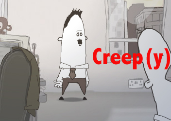 Radiohead Creep Animated Pic