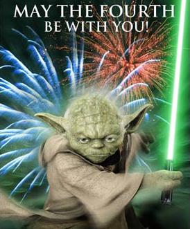 Yoda 4th of July